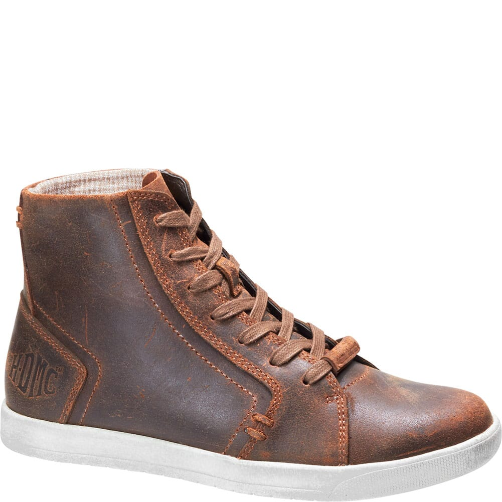 Image for Harley Davidson Men's Putnman Casual Boots - Brown from bootbay