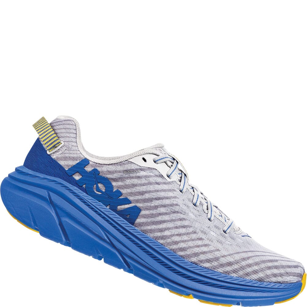 Image for Hoka One One Men's Rincon Running Shoes - Oyster Mushroom from bootbay