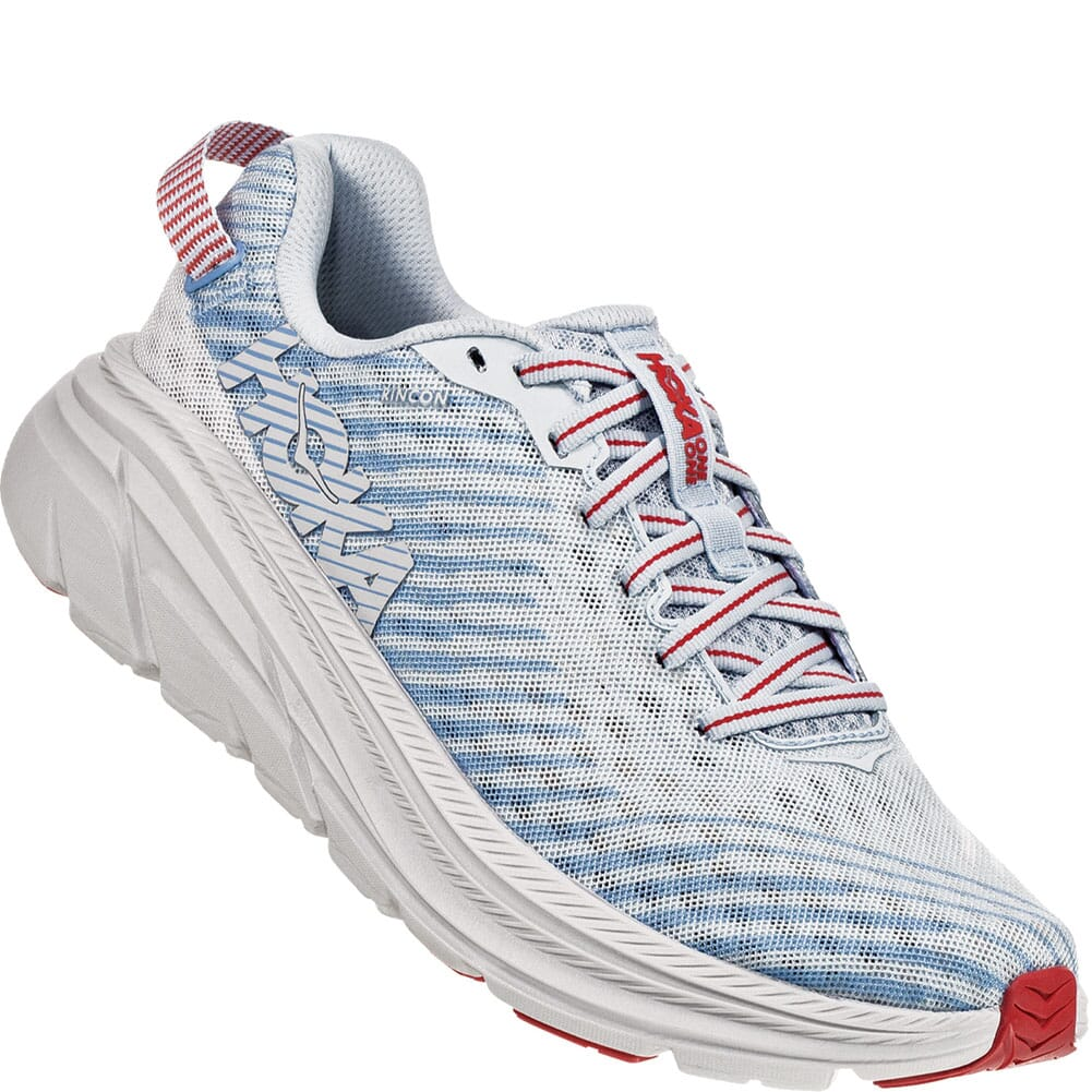 Image for Hoka One One Women's Rincon Running Shoes - Plein Air from elliottsboots