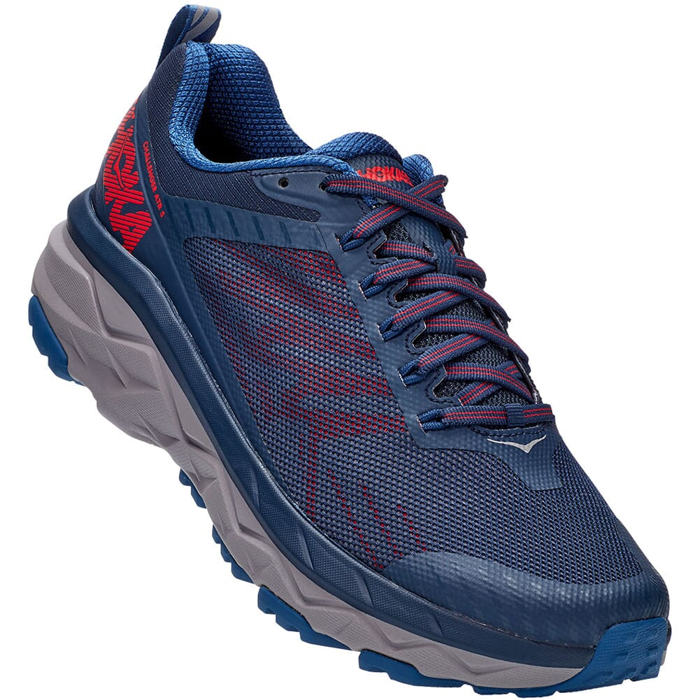 Image for Hoka One One Men's Challenger ATR 5 Running Shoes - Dark Blue/High from bootbay