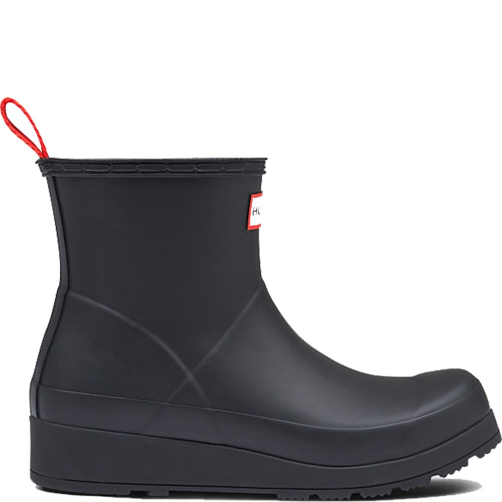 Image for Hunter Women's Original Play Short Rain Boots - Black from elliottsboots