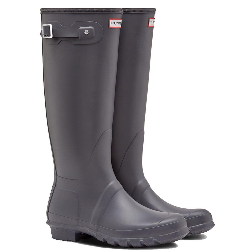 Image for Hunter Women's Original Tall Rain Boots - Dark Slate from elliottsboots
