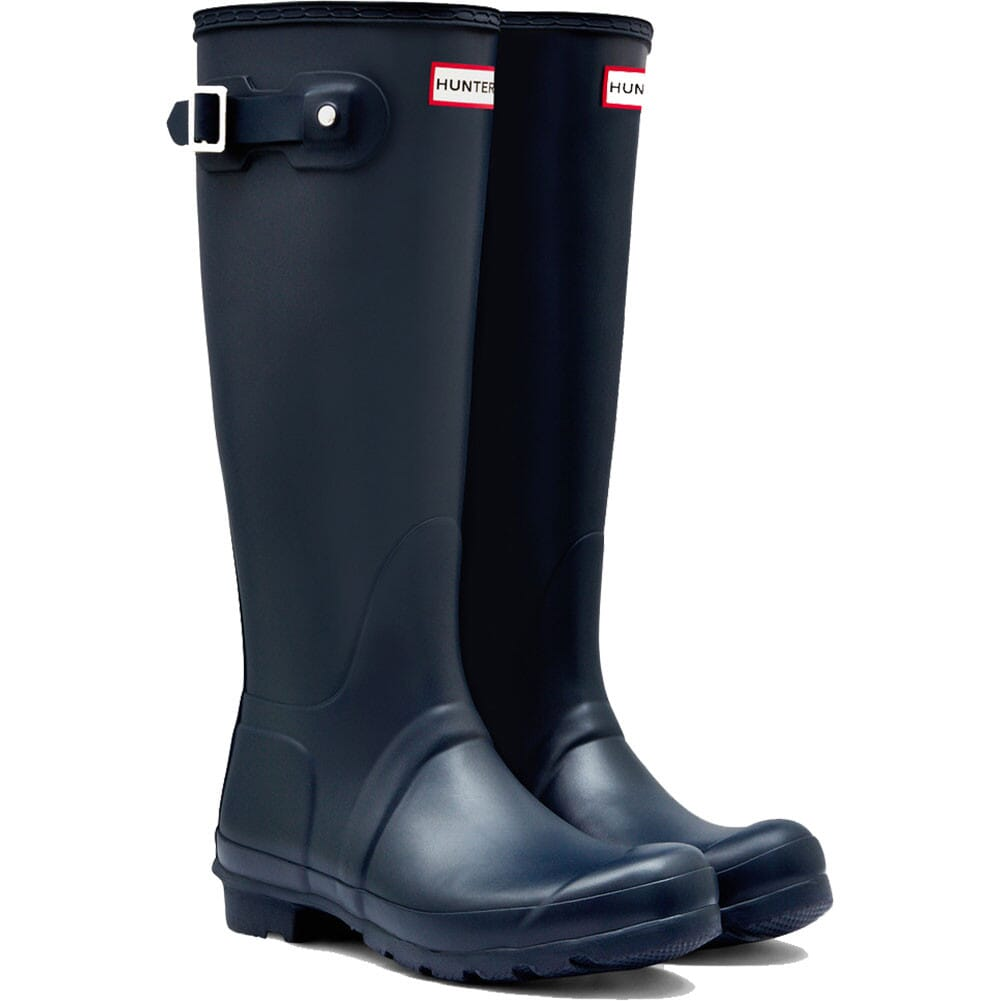 Image for Hunter Women's Original Rain Boots - Navy from elliottsboots