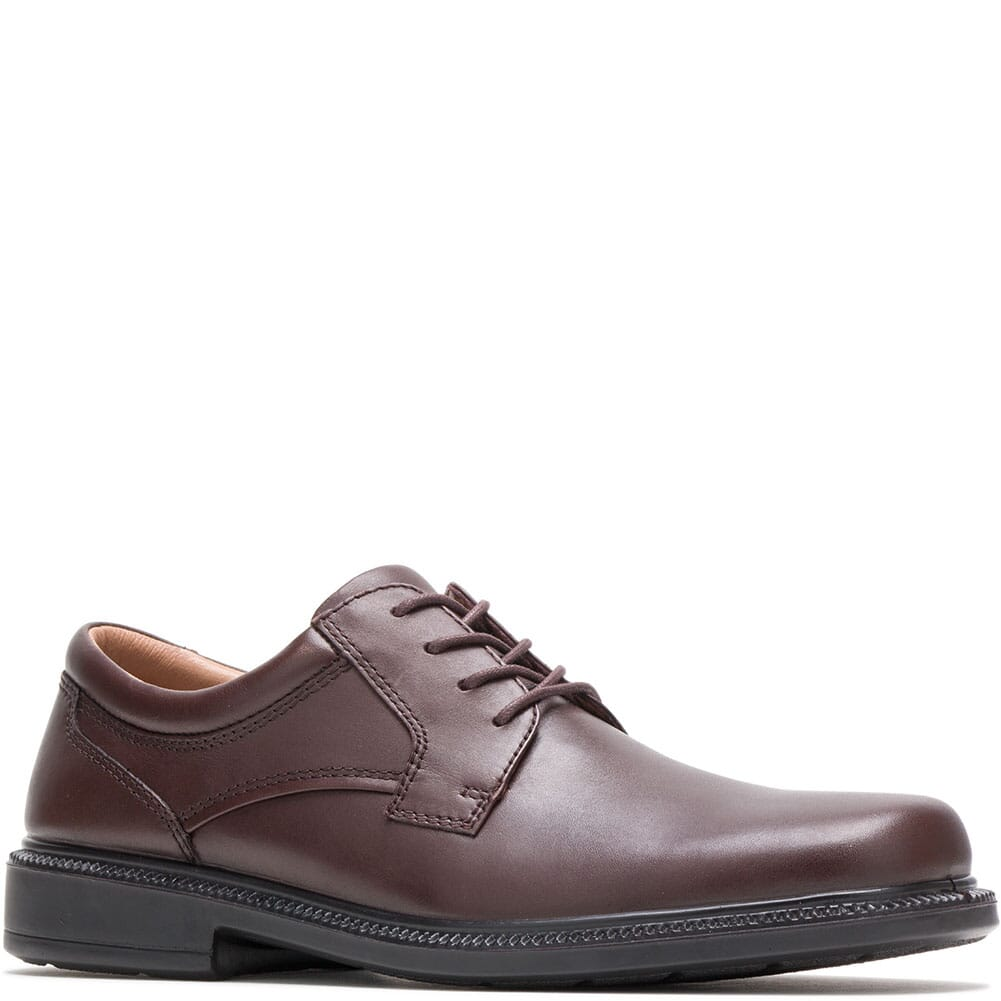 Image for Hush Puppies Men's Strategy Casual Shoes - Brown from bootbay