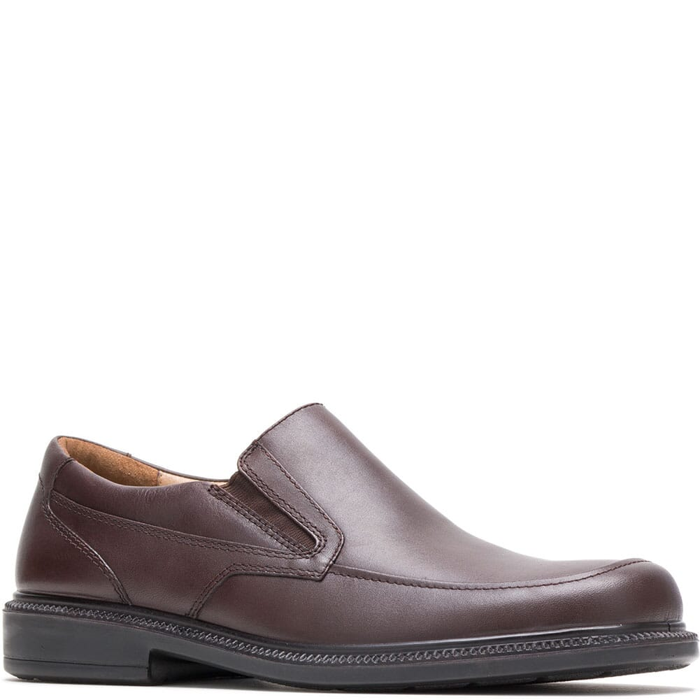 Image for Hush Puppies Men's Leverage Casual Shoes - Brown from bootbay