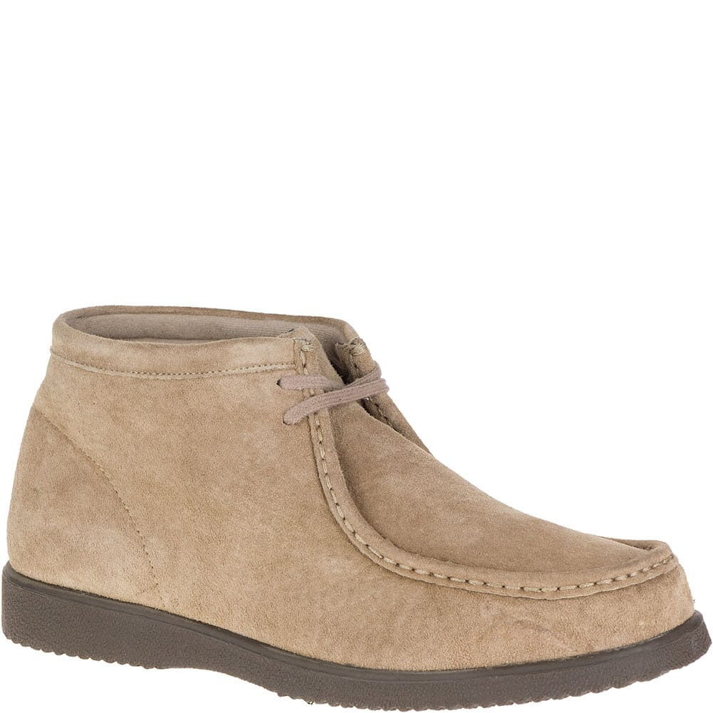 Image for Hush Puppies Men's Bridgeport Casual Shoes - Taupe from bootbay