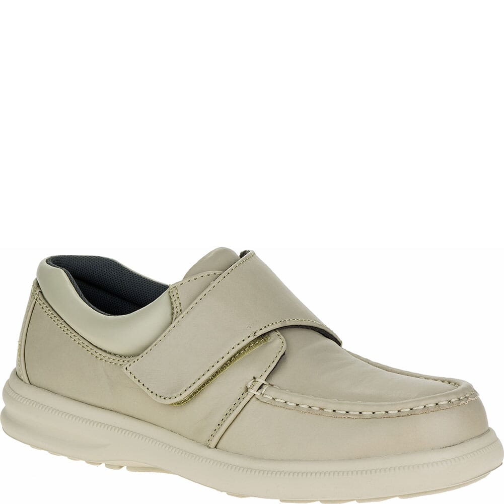 Image for Hush Puppies Men's Gil Casual Shoes - White from bootbay
