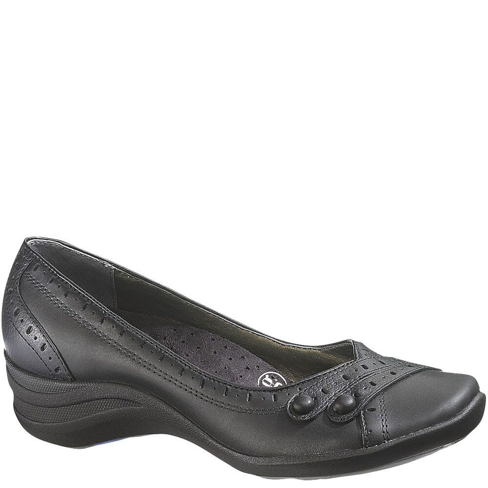 Image for Hush Puppies Women's Burlesque Casual Shoes - Black from bootbay
