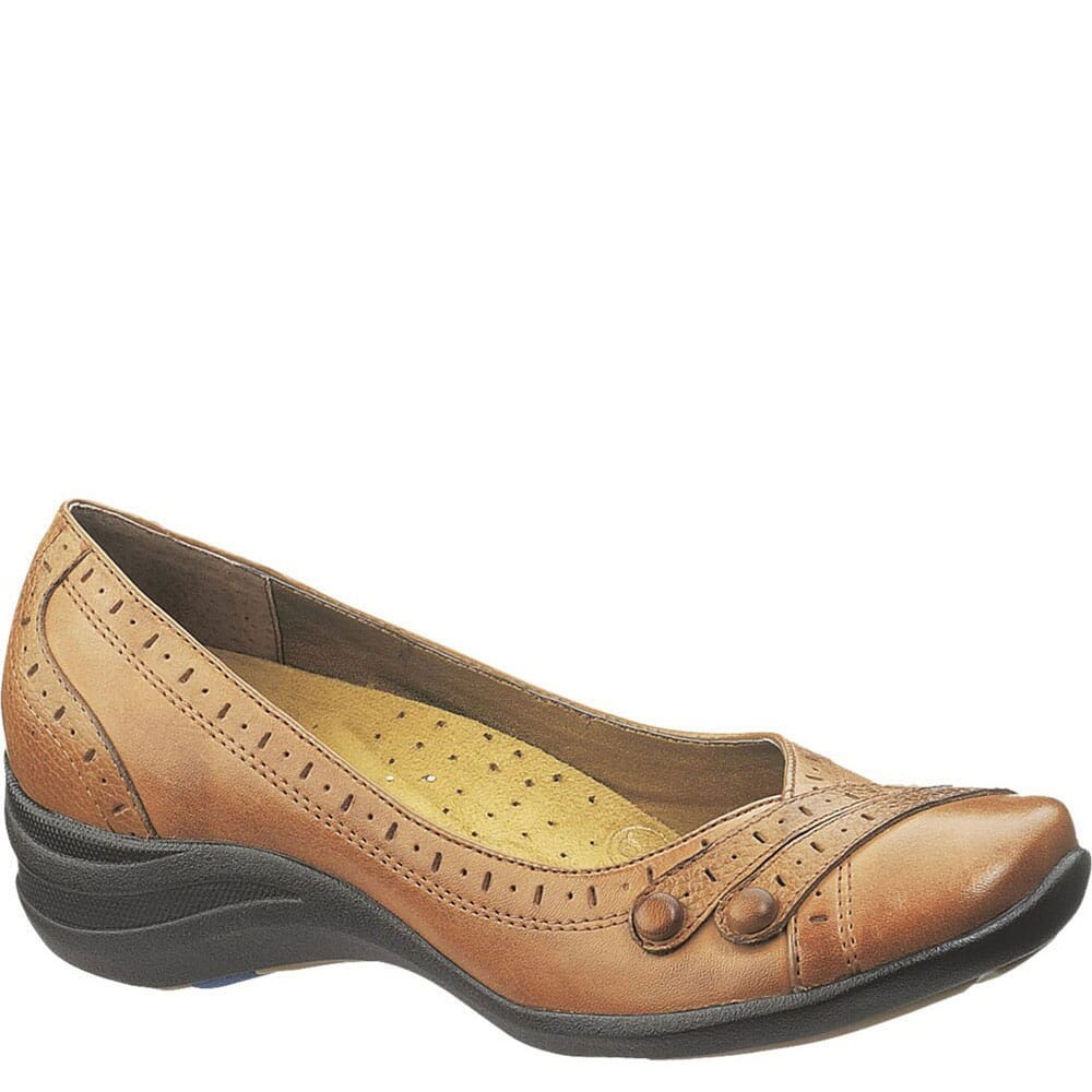 Image for Hush Puppies Women's Burlesque Casual Shoes - Tan from bootbay