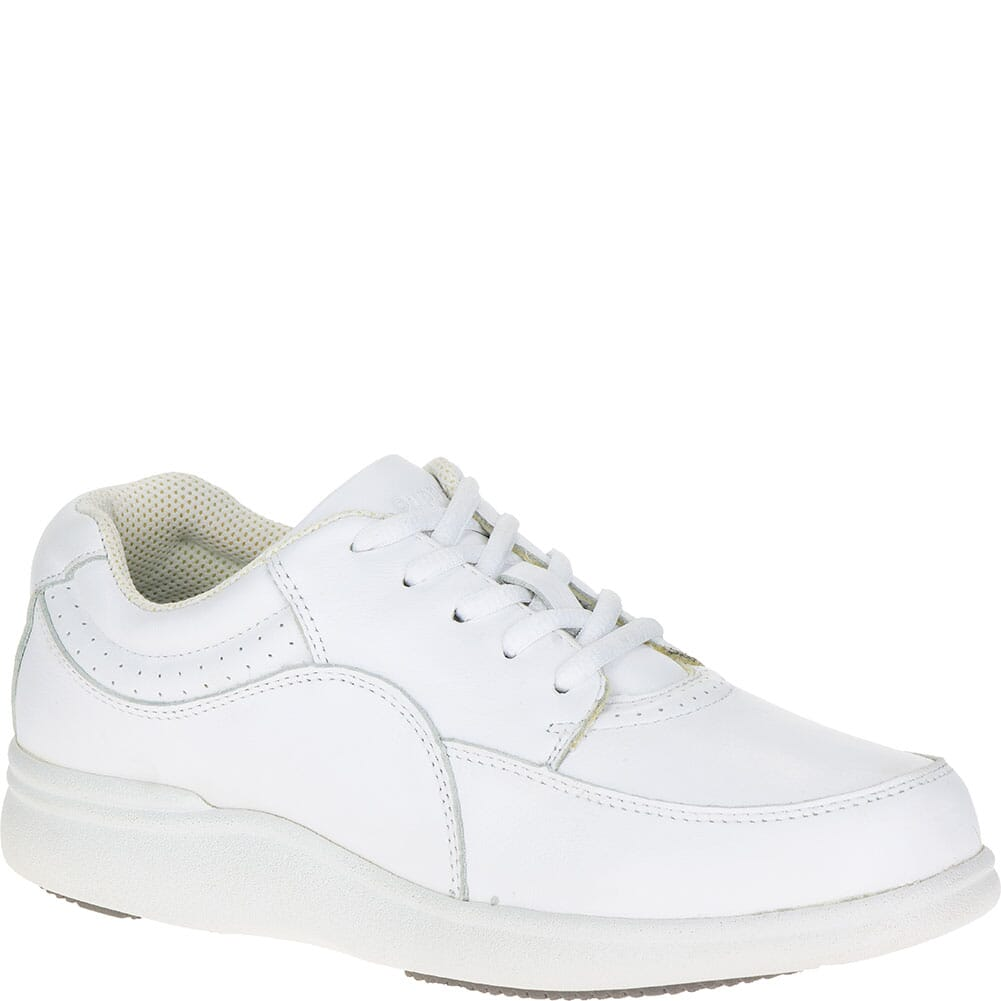 Image for Hush Puppies Women's Power Walker Casual Shoes - White from bootbay