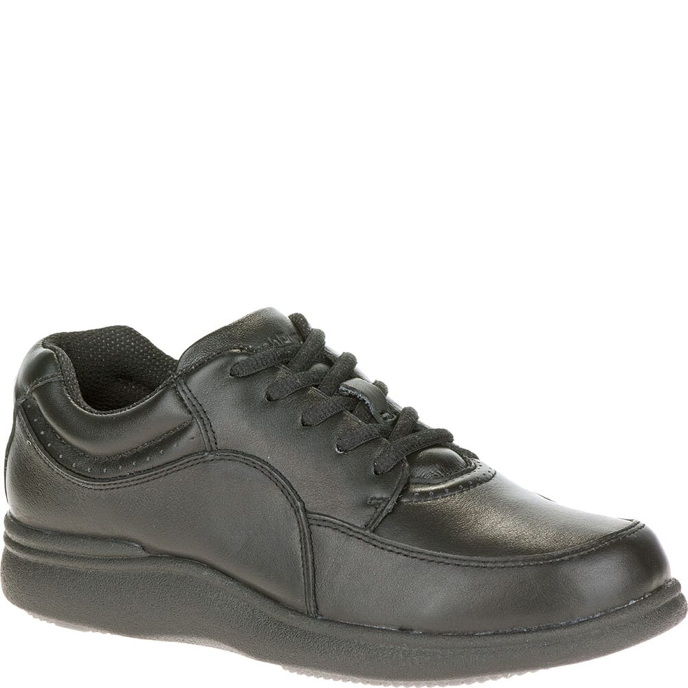 Image for Hush Puppies Women's Power Walker Casual Shoes - Black from bootbay