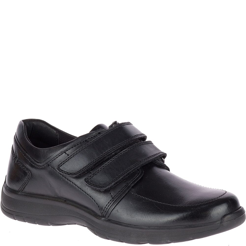 Image for Hush Puppies Men's Luthar Henson Casual Shoes - Black from bootbay