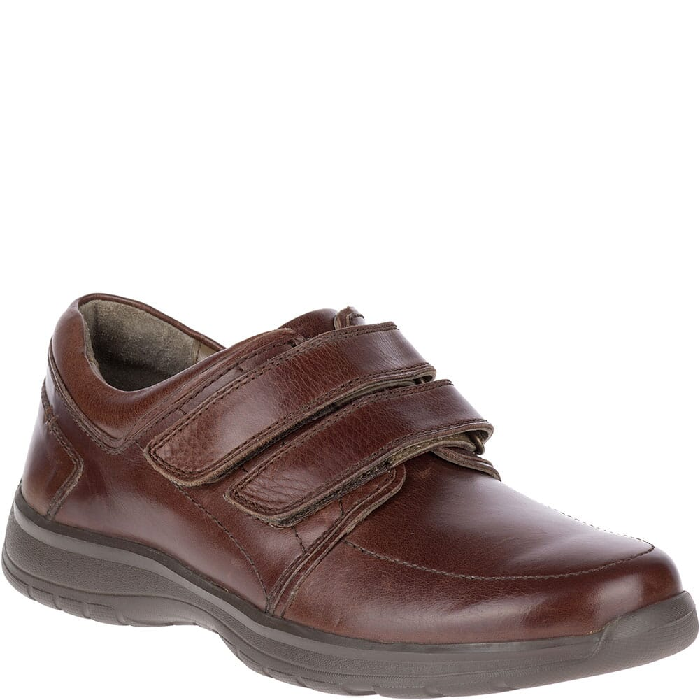 Image for Hush Puppies Men's Luthar Henson Casual Shoes - Dark Brown from bootbay