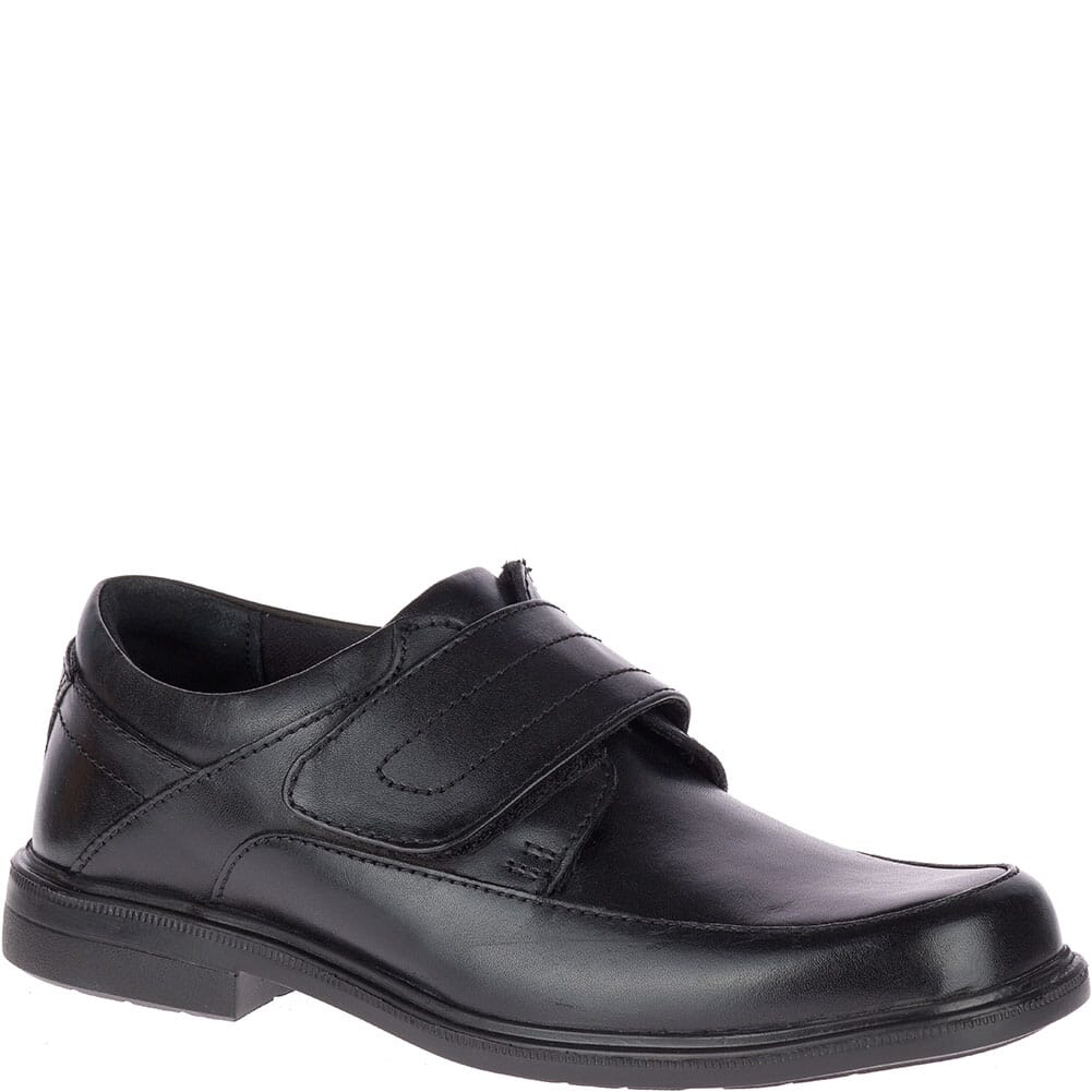 Image for Hush Puppies Men's Peri Hopper Casual Shoes - Black from bootbay