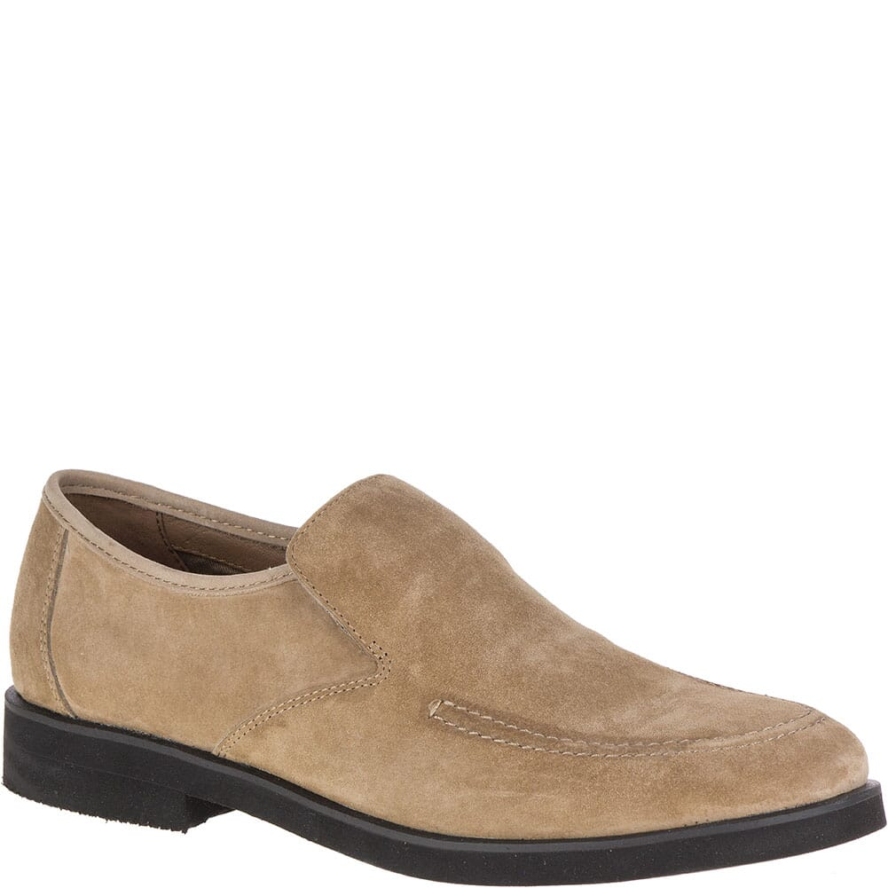 Image for Hush Puppies Men's Bracco MT Casual Slip-On - Taupe from bootbay