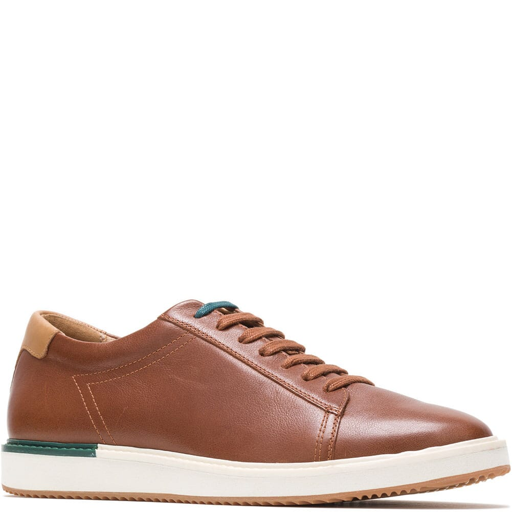 Image for Hush Puppies Men's Heath Casual Shoes - Cognac from bootbay