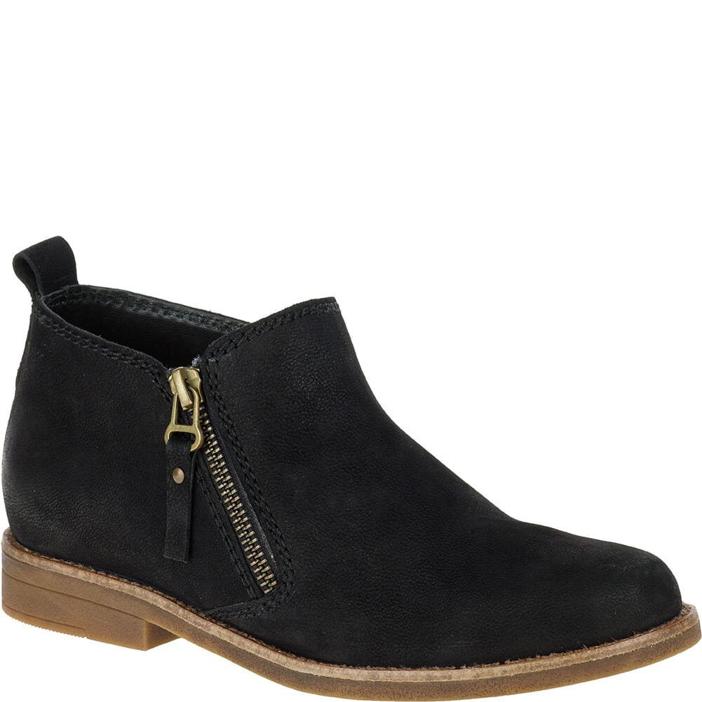 Image for Hush Puppies Women's Mazin Cayto Casual Boots - Black from bootbay