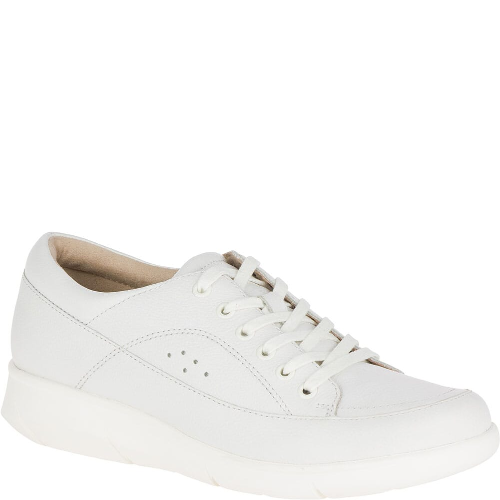 Image for Hush Puppies Women's Dasher Mardie Casual Shoes - Ivory from bootbay