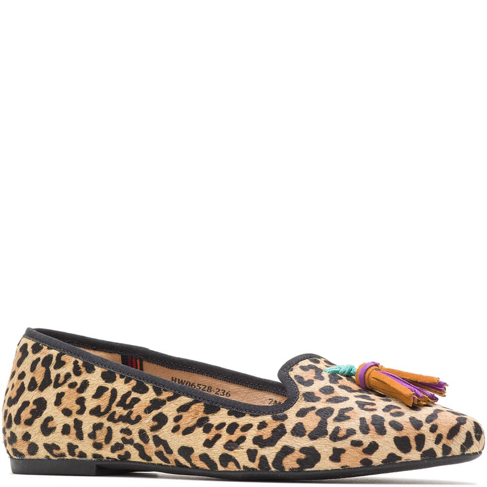 Image for Hush Puppies Women's Sadie Tassel Casual Slip-On - Leopard from bootbay