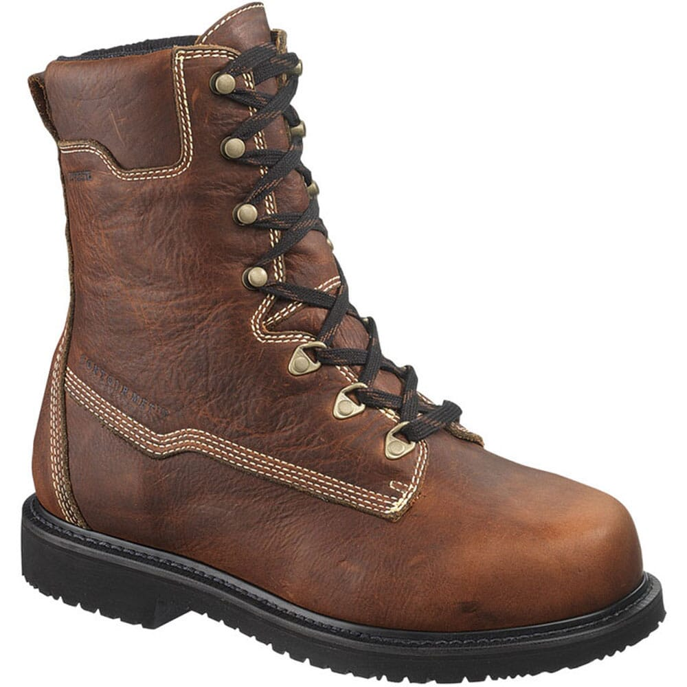 Image for HyTest Unisex High Heat Safety Boots - Brown from bootbay