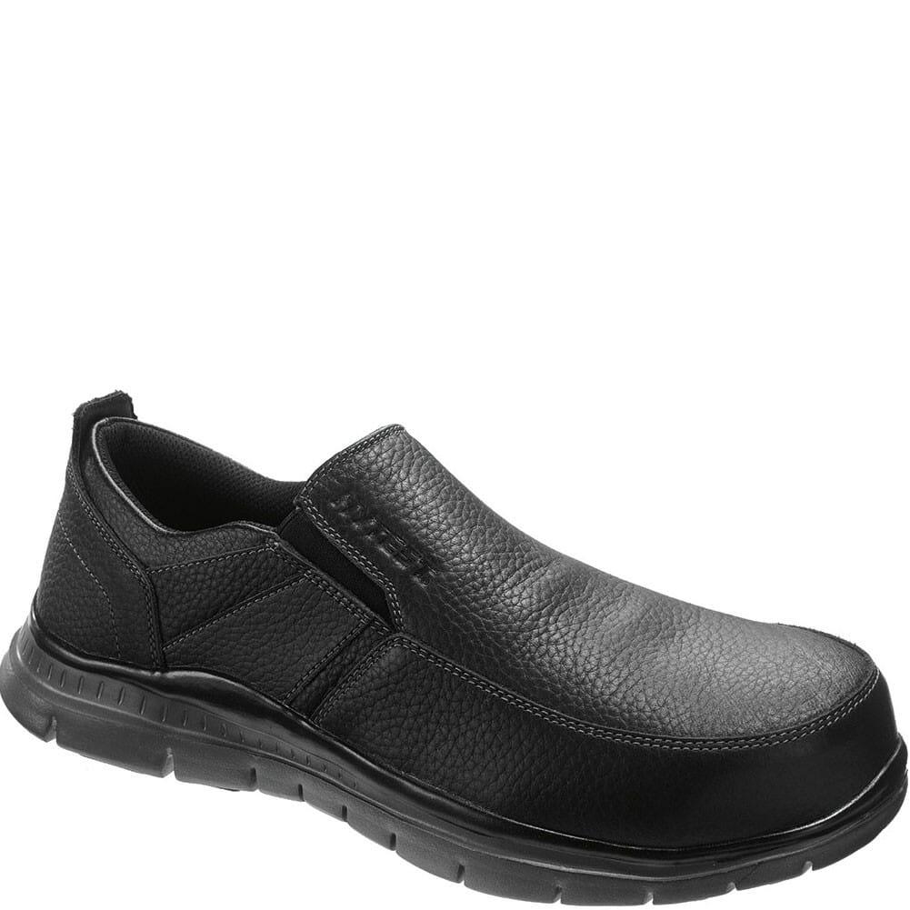 Image for Hytest Men's Slip On Safety Shoes - Black from bootbay