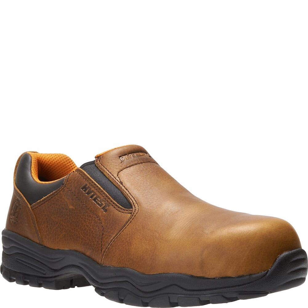 Image for Hytest Men's Avery Slip On Shoes - Brown from bootbay