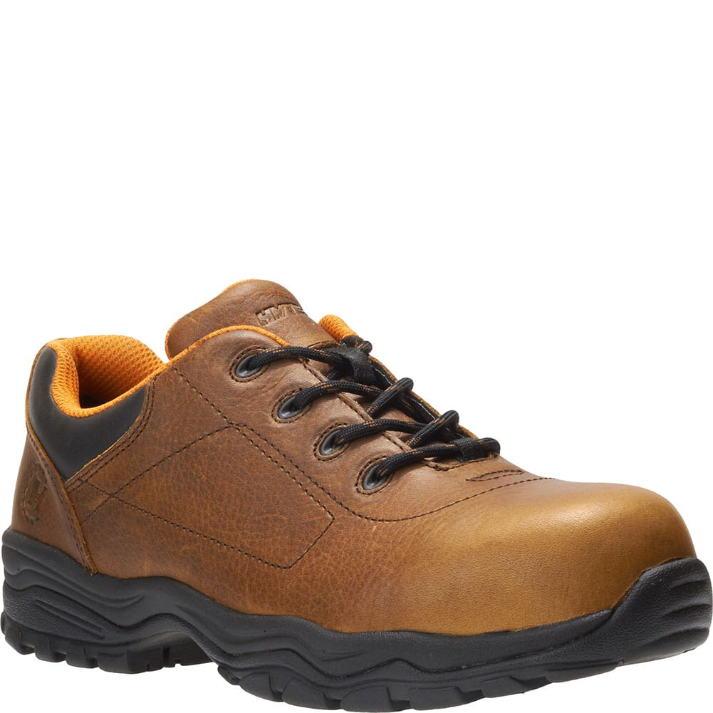 Image for Hytest Men's Avery Lace Up Shoes - Brown from bootbay