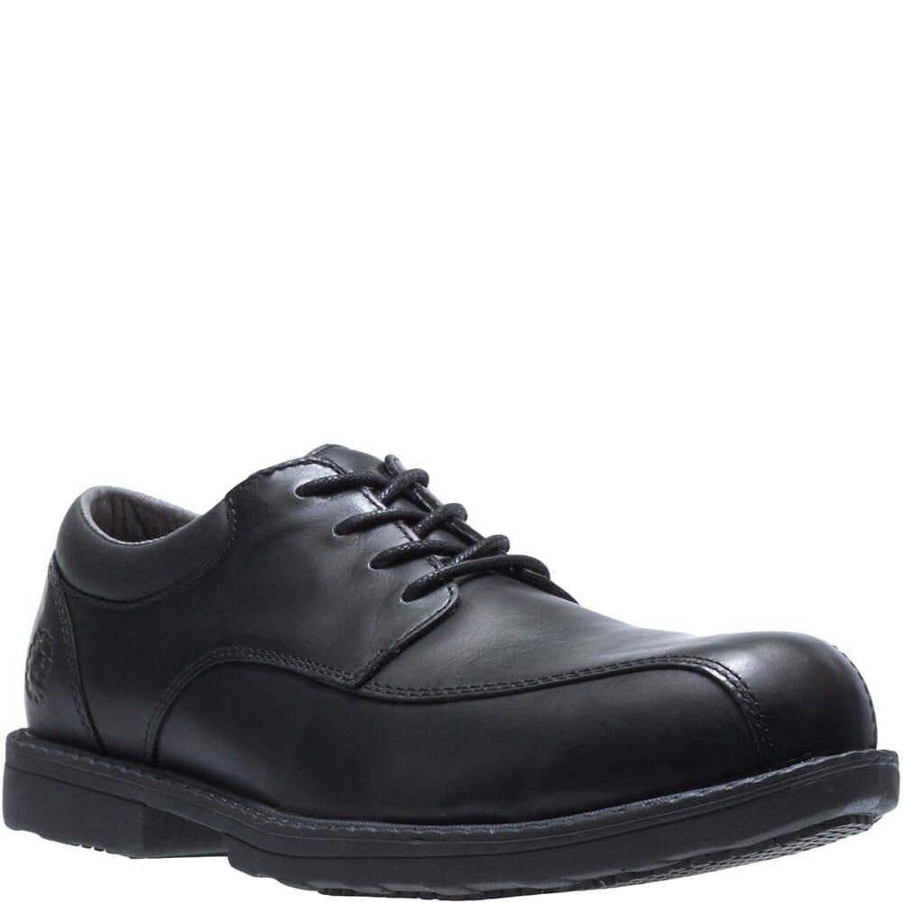 Image for Hytest Men's Bradford Safety Shoes - Black from bootbay