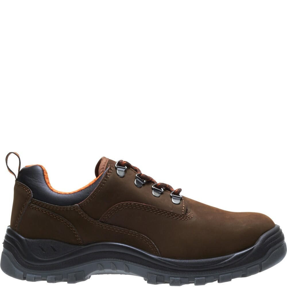 Image for HyTest Men's Lithium Safety Shoes - Brown from bootbay