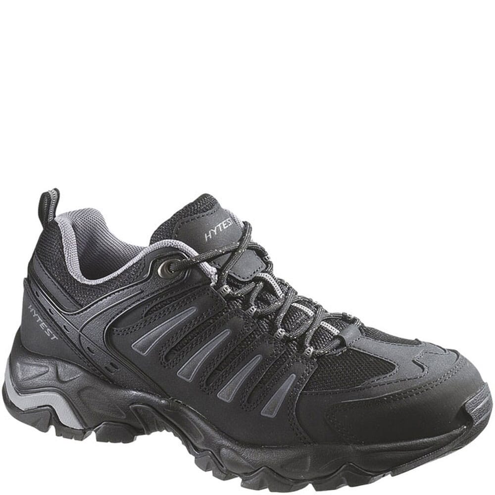 Image for Hytest Men's Multi-Sport Lo Safety Shoes - Black from bootbay