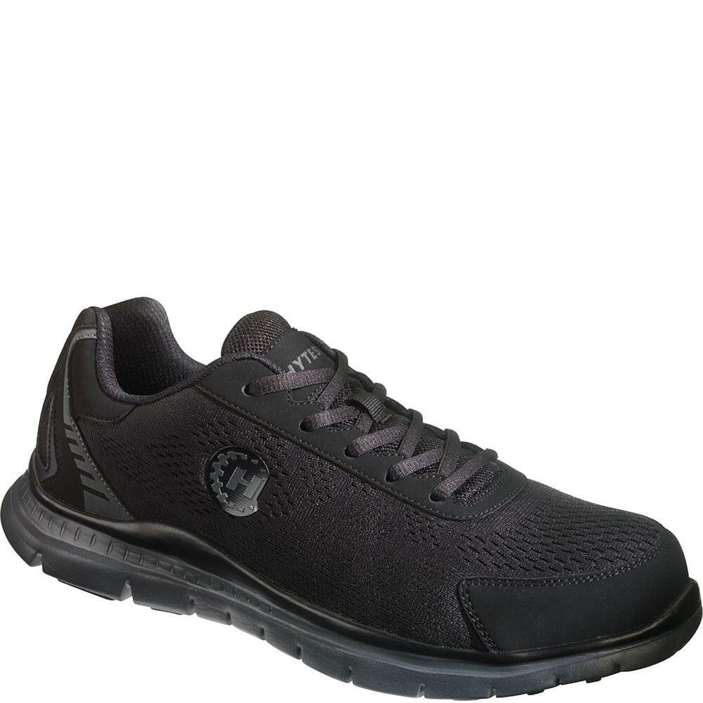 Image for Hytest Men's Bolt Safety Shoes - Black from bootbay