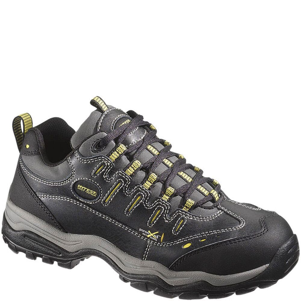 Image for Hytest Unisex Poron XRD Safety Shoes - Black from bootbay