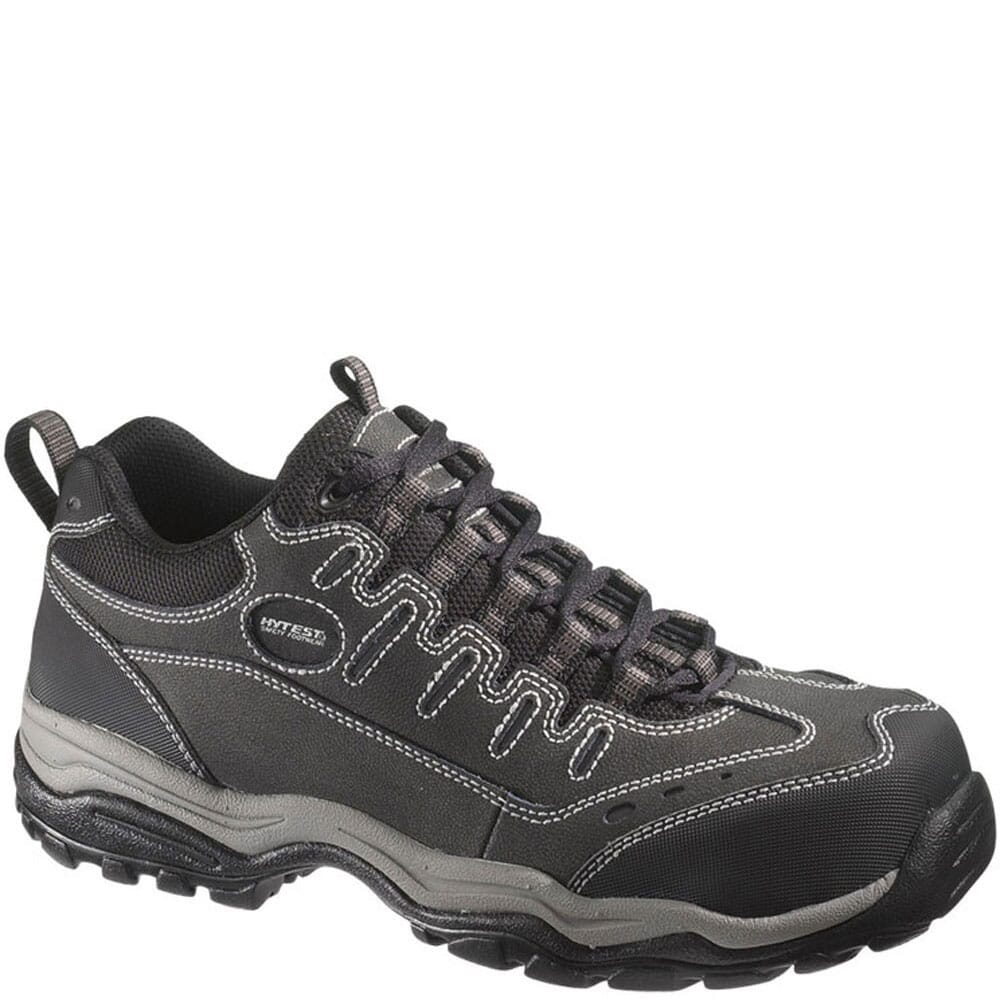 Image for Hytest Unisex Static Dissipating Safety Shoes - Black from bootbay