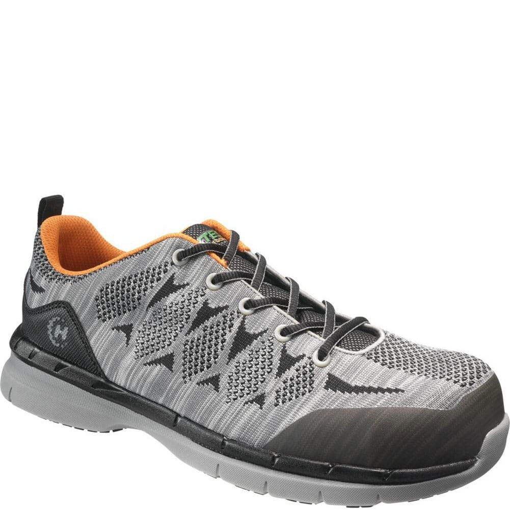 Image for Hytest Men's Cobalt Safety Shoes - Grey from bootbay