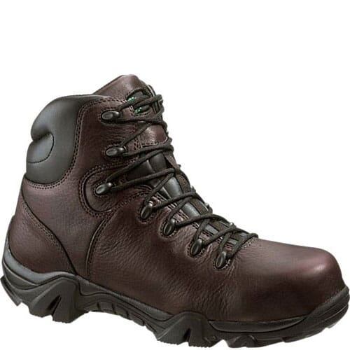 Image for Hytest Men's Comp Toe EH Safety Boots - Brown from bootbay