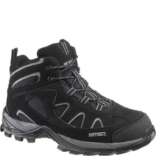 Image for Hytest Men's Sport Safety Boots - Black from bootbay