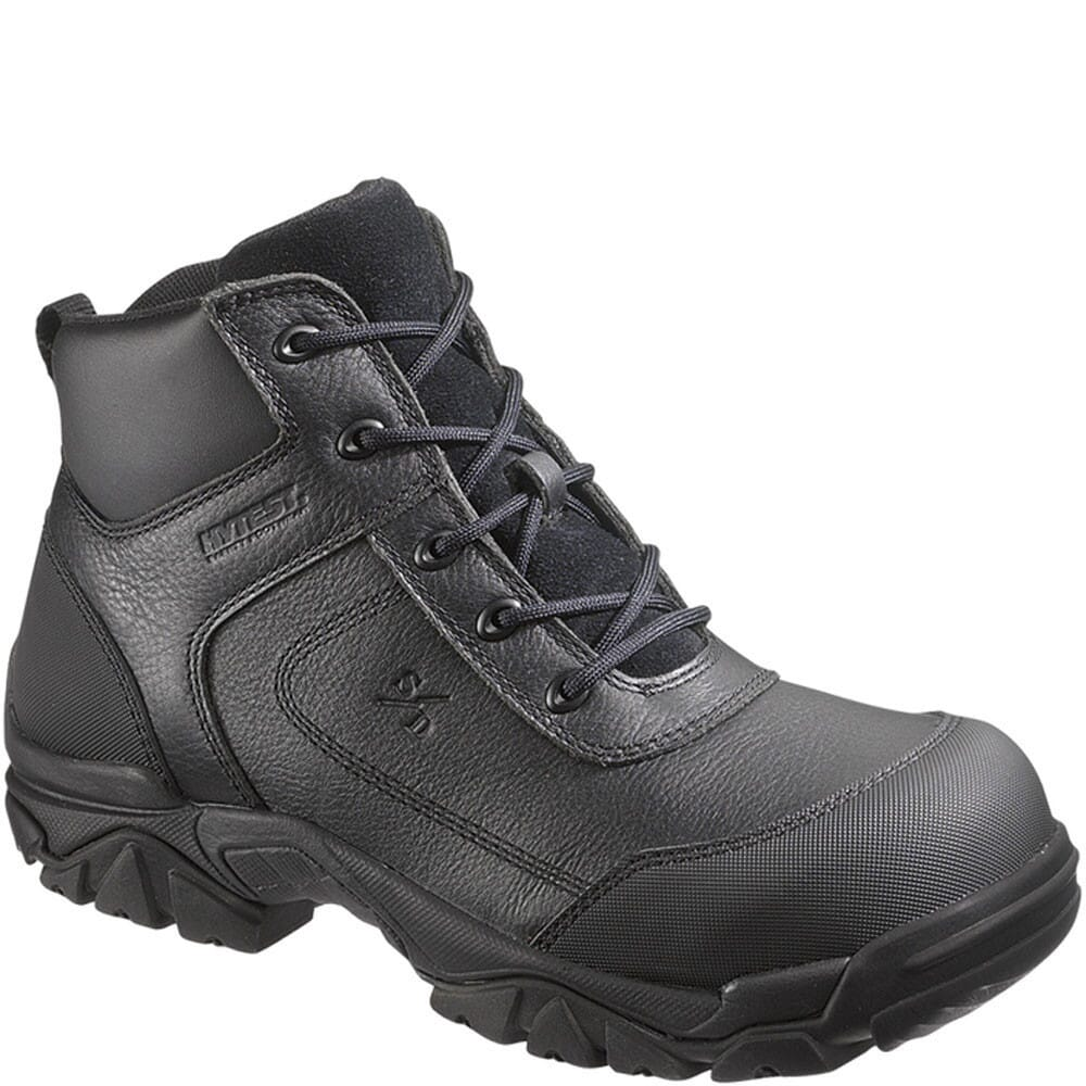 Image for Hytest Unisex SD Comp Safety Boots - Black from bootbay