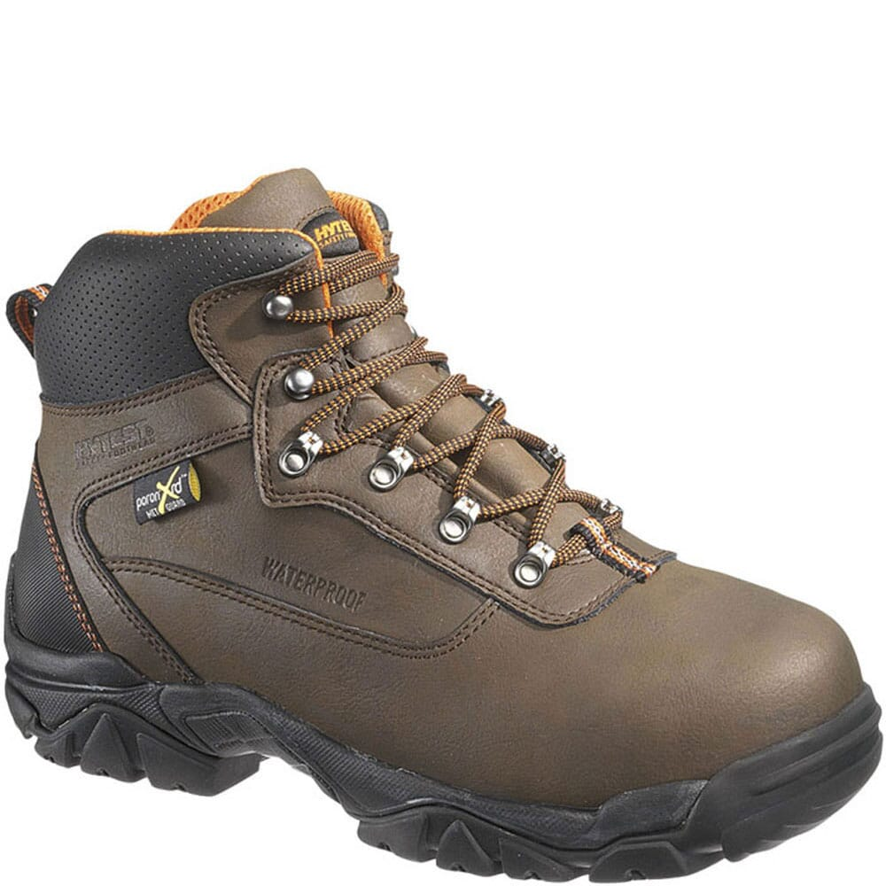Image for Hytest Men's Met Guard XRD Safety Boots - Brown from bootbay