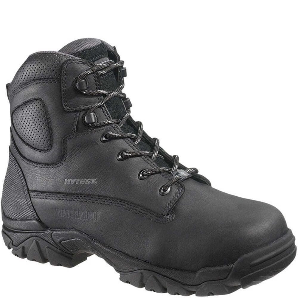 Image for HyTest Unisex Puncture Resistant WPF Safety Boots - Black from bootbay