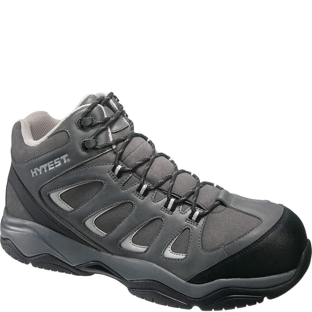 Image for Hytest Men's Comp Toe SD Safety Boots - Grey from bootbay