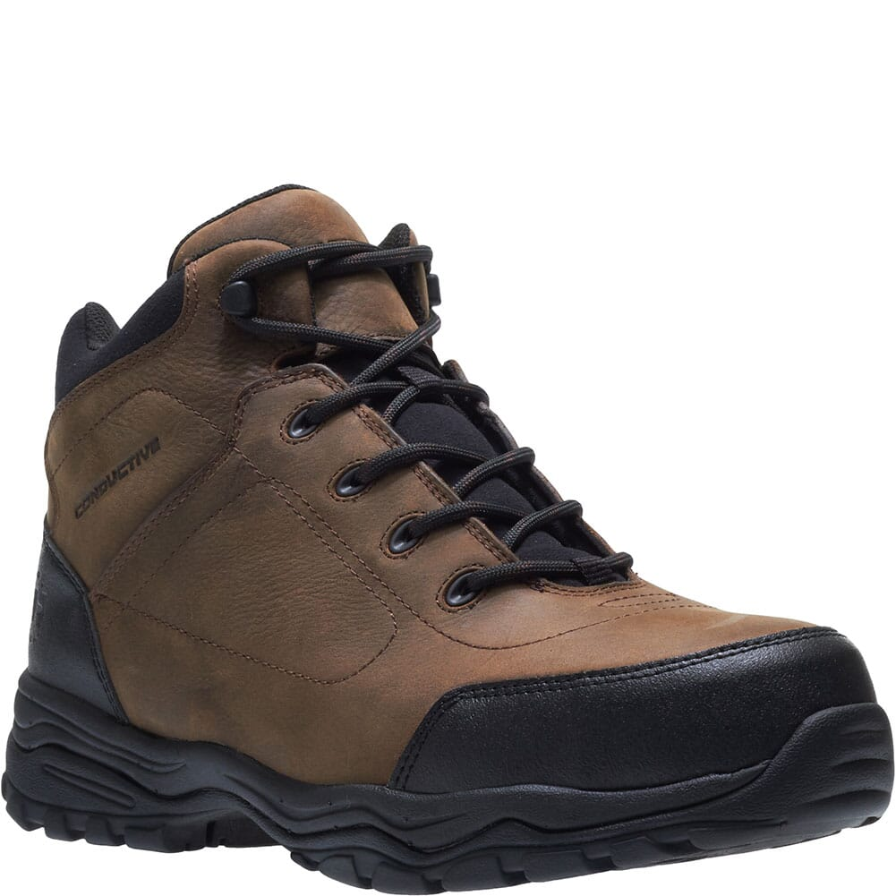 Image for Hytest Men's Hy-Ground Safety Boots - Clay from bootbay