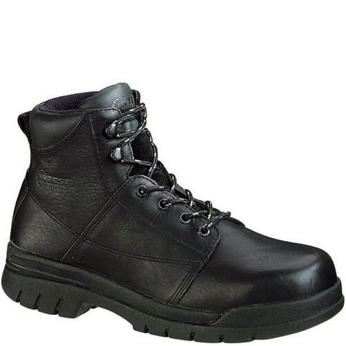 Image for Hytest Unisex EH SR Safety Boots - Black from bootbay