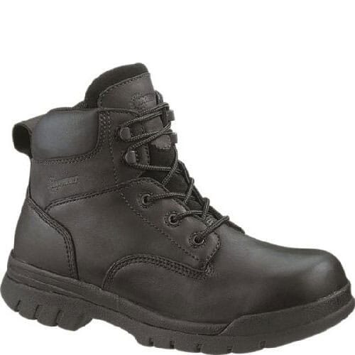 Image for Hytest Unisex Waterproof CT Safety Boots - Black from bootbay