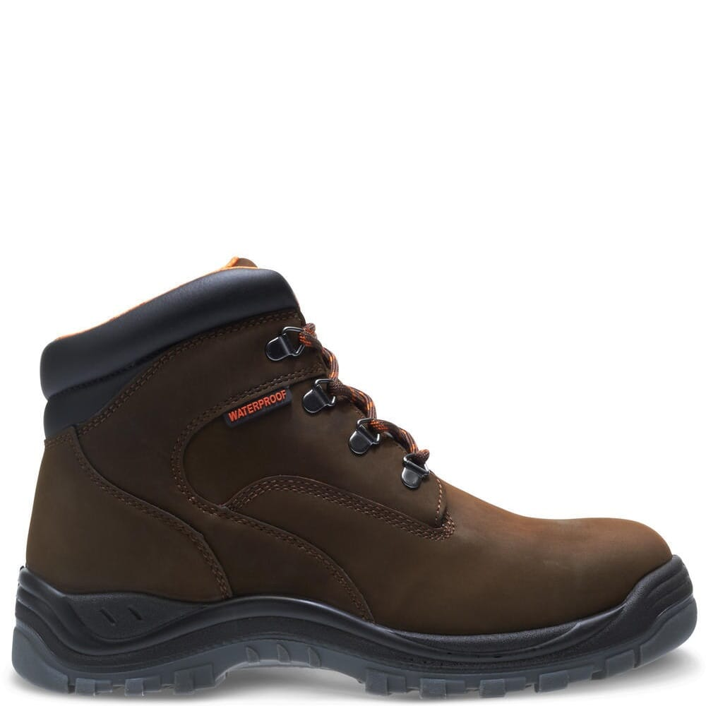 Image for HyTest Men's Lithium Safety Boots - Brown from bootbay