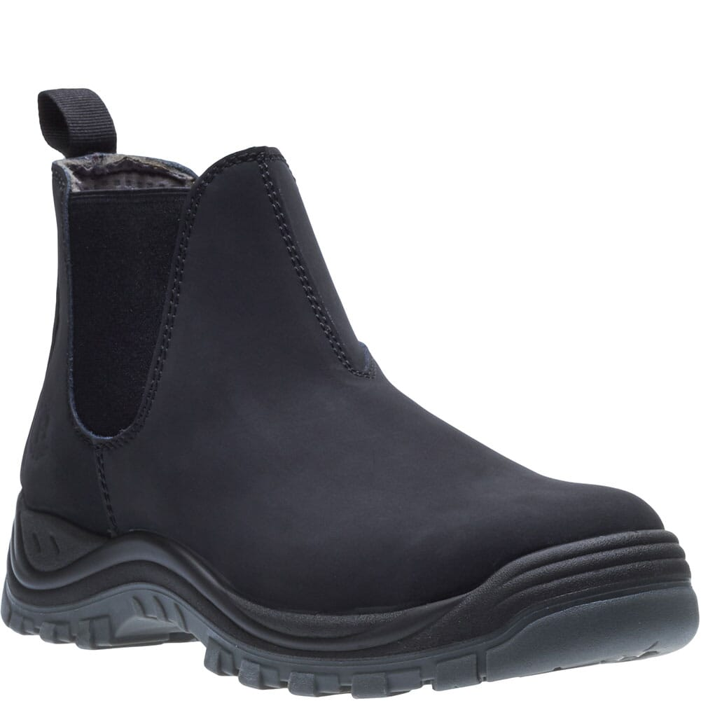 Image for Hytest Men's Knox Direct Attach Safety Boots - Black from bootbay