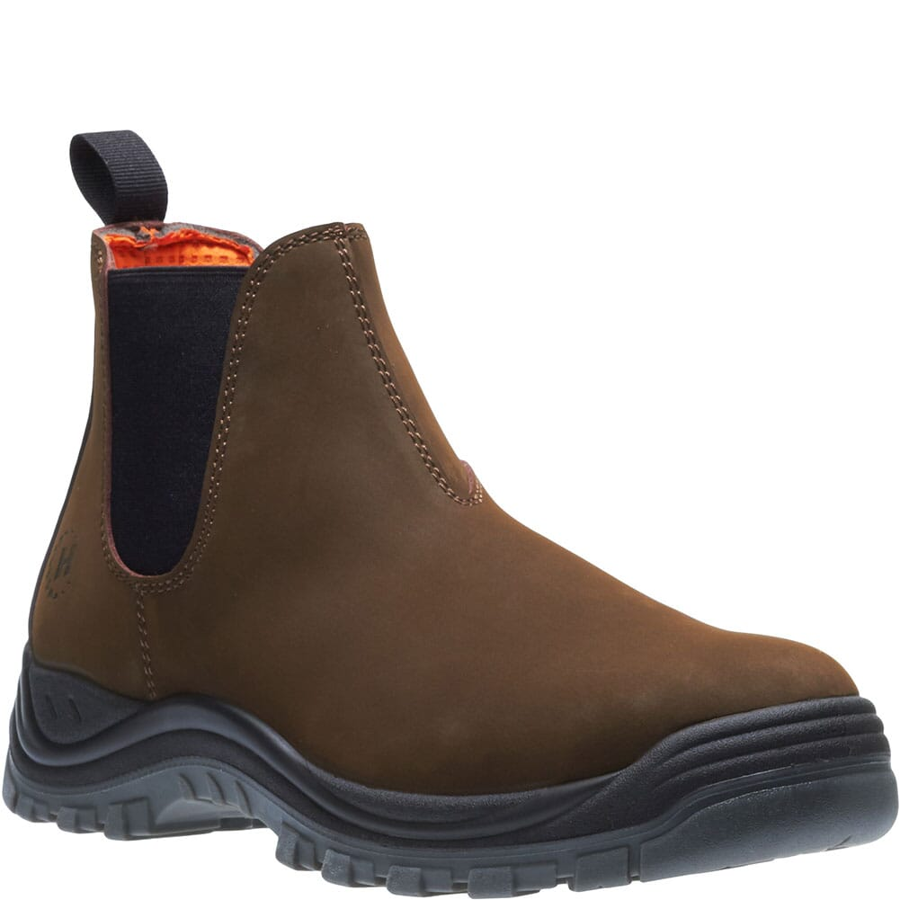 Image for Hytest Men's Knox Direct Attach Safety Boots - Brown from bootbay