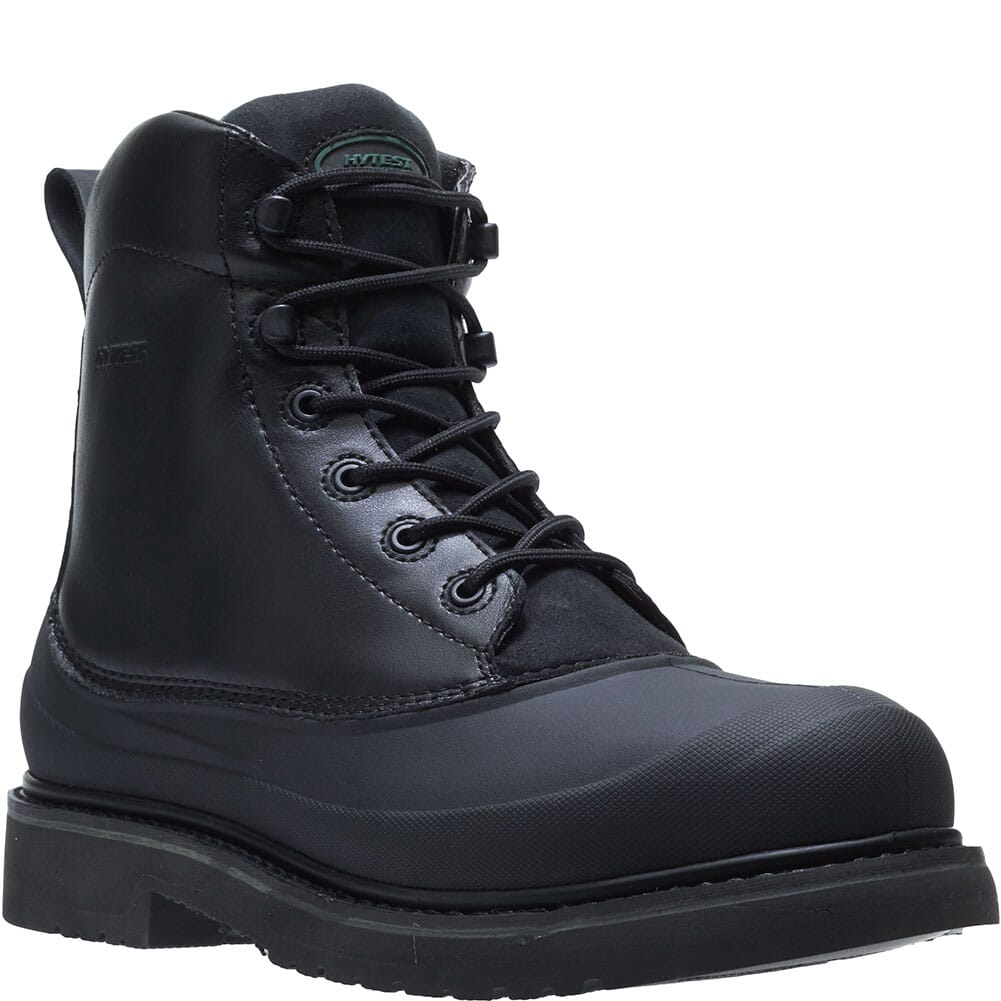 Image for Hytest Men's Scout WP Shell Safety Boots - Black from bootbay