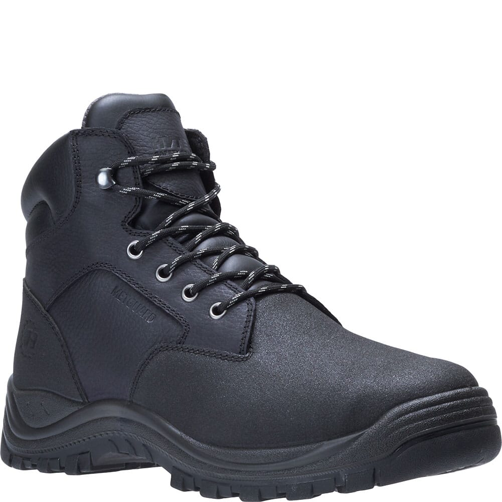 Image for Hytest Men's Knox Metatarsal Guard Safety Boots - Black from bootbay