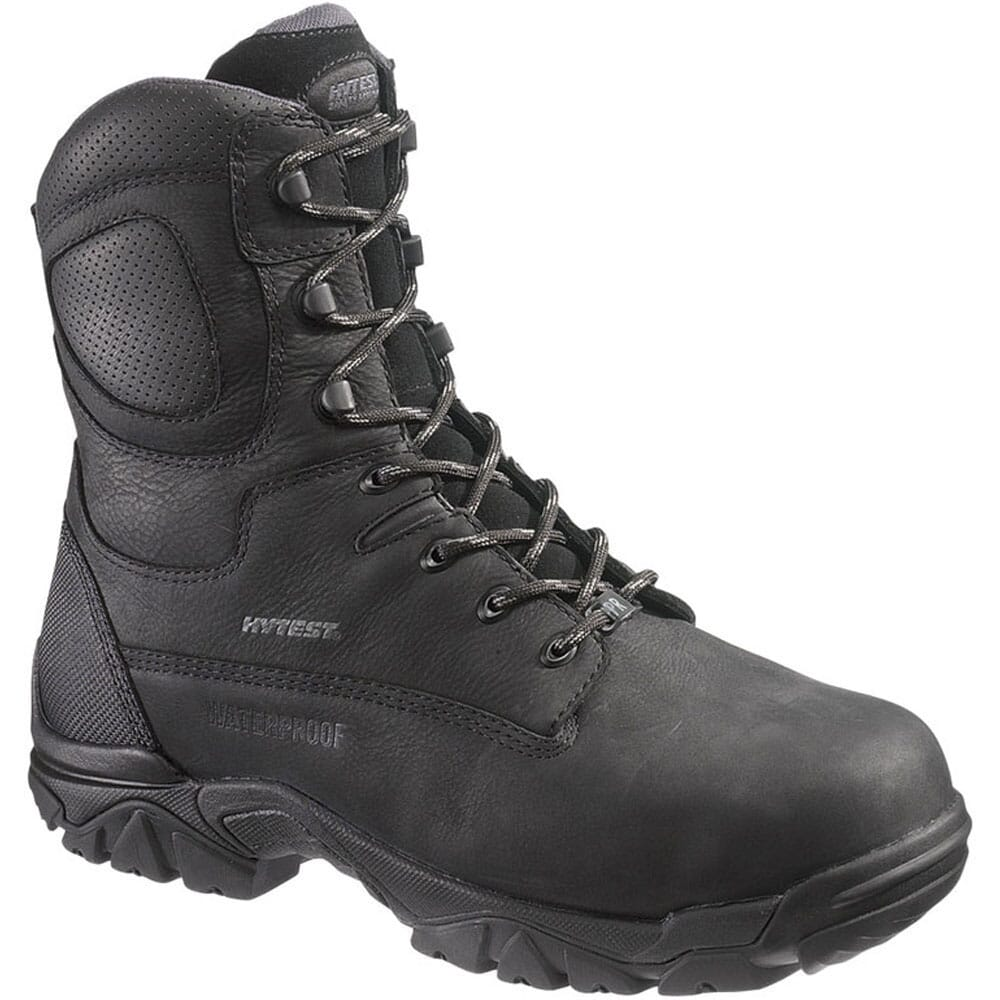 Image for Hytest Men's Met Guard Zipper Safety Boots - Black from bootbay