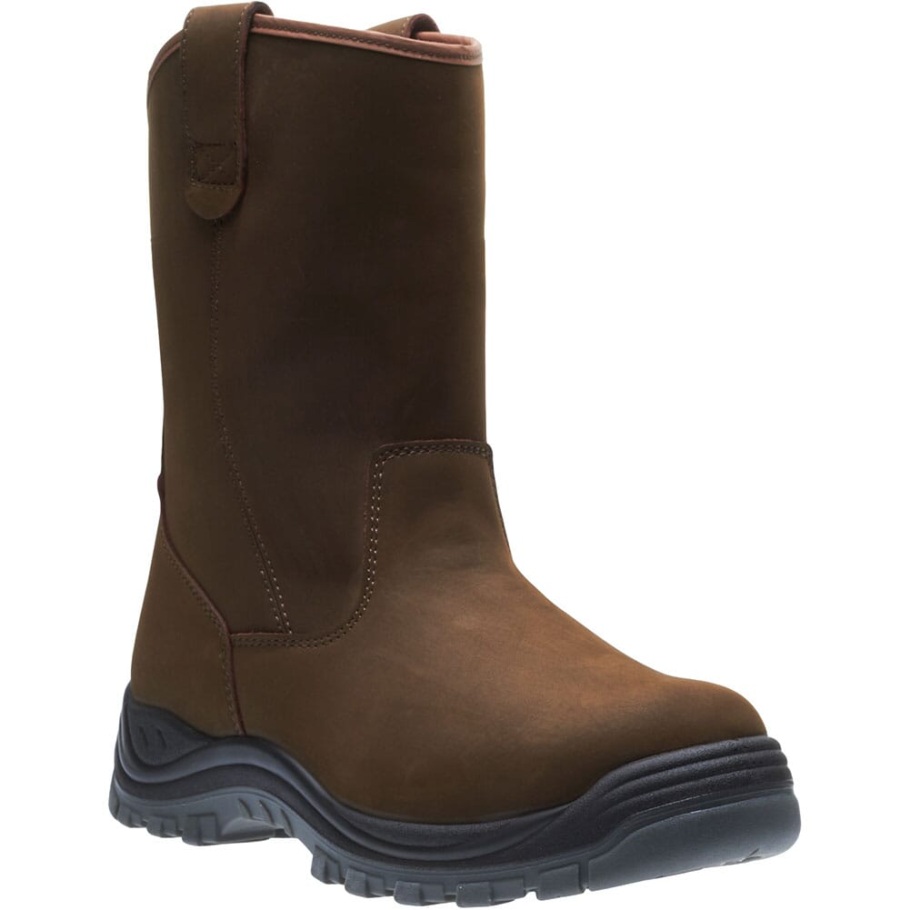 Image for Hytest Men's Knox Direct Attach Safety Pull On - Brown from bootbay